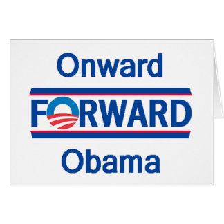 Obama FORWARD Card