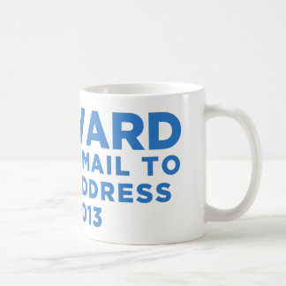 Obama Forward Coffee Mug