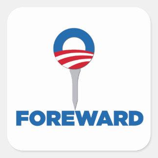 Obama Forward Parody stickers