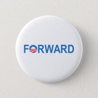Obama Forward Pinback Button