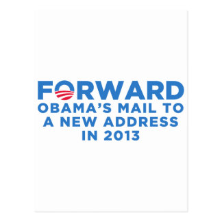 Obama Forward Postcard