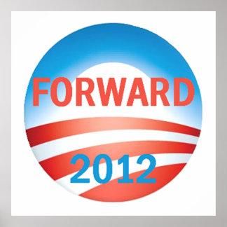 Obama FORWARD Poster