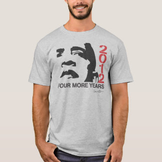 Obama Four More Years Shirt