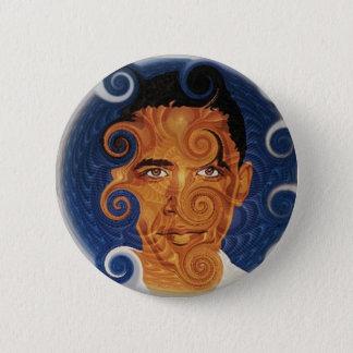 Obama fractal design Button