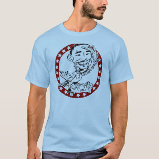 Obama Freedom Eagle Catches a Rat T-Shirt