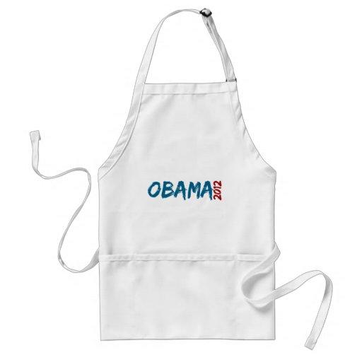 Obama fresco 2012 delantal