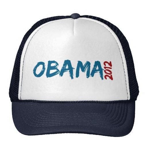 Obama fresco 2012 gorros bordados