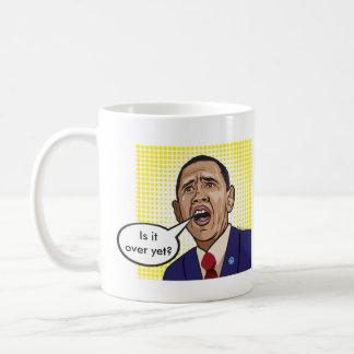 Obama funny mug