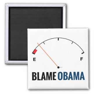 Obama Gas Prices Magnet