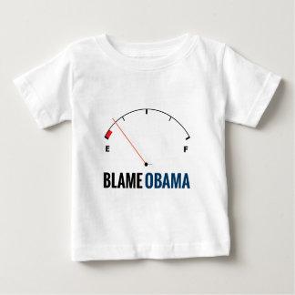 Obama Gas Prices Shirt