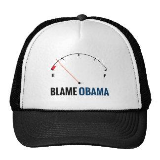 Obama Gas Prices Trucker Hat
