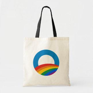 Obama Gay Pride Budget Tote Bag