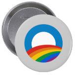 Obama Gay Pride Pin