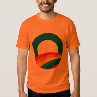 Obama Gay Pride Tee Shirt