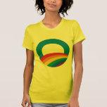 Obama Gay Pride Tee Shirts