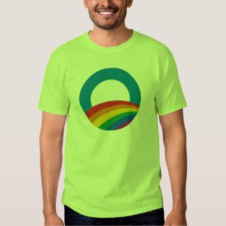 Obama Gay Pride Tshirts