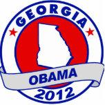 Obama - Georgia Esculturas Fotograficas