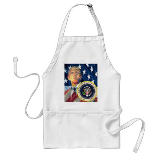 Obama Gifts 3 Adult Apron