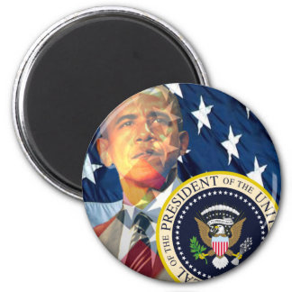 Obama Gifts 3 Magnet