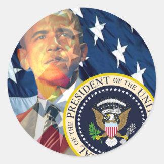 Obama Gifts 3 Sticker