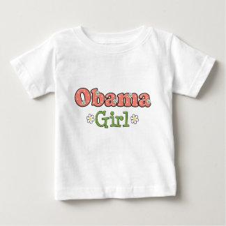 Obama Girl Barack Obama T shirt