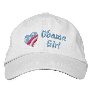Obama Girl Baseball Cap