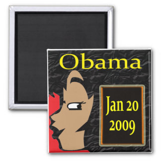 Obama Girl, Inauguration T-Shirts and Gifts! Magnet