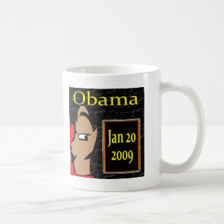 Obama Girl Inauguration T-Shirts and Gifts Mugs