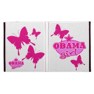 Obama Girl iPad Cases