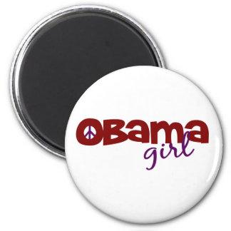 Obama Girl Magnet