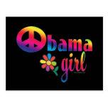 Obama Girl Postcard
