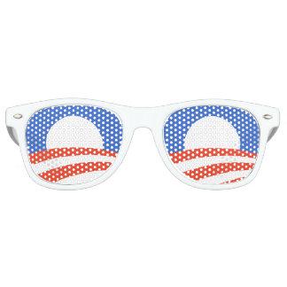 Obama Glasses Wayfarer Sunglasses