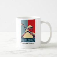 Obama Golf Mug