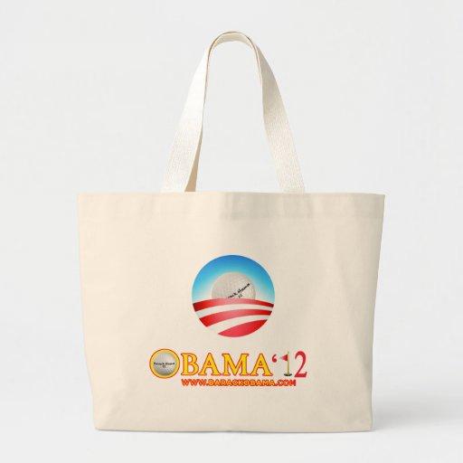 Obama golfs- quemaduras de la nación bolsas