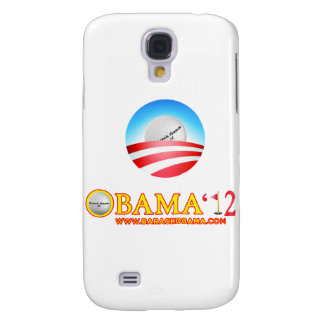 Obama Golfs-The Nation Burns Galaxy S4 Cases