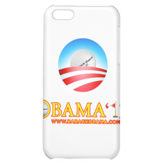 Obama Golfs-The Nation Burns Case For iPhone 5C