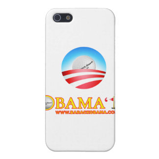 Obama Golfs-The Nation Burns Covers For iPhone 5