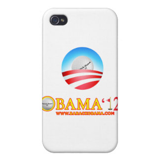Obama Golfs-The Nation Burns Cover For iPhone 4