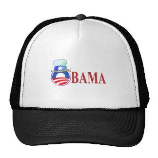 Obama Gorros Bordados