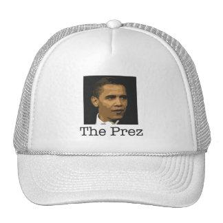 Obama gorra del Prez