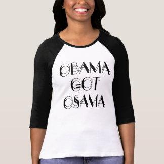 Obama got Osama 3d t-shirts