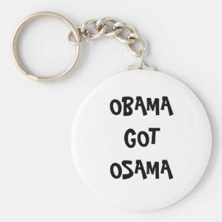 oBAMA got oSAMA Key Chain