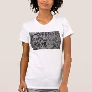 Obama Graffiti Womens - Customized - Customized Shirts