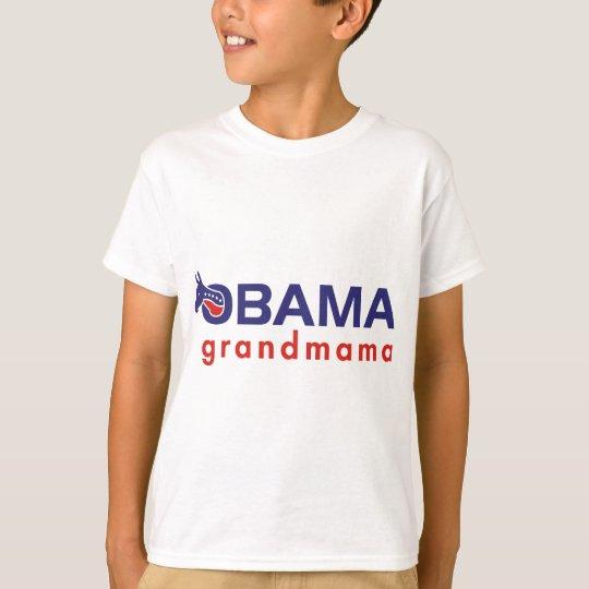 obama grandmama T-Shirt