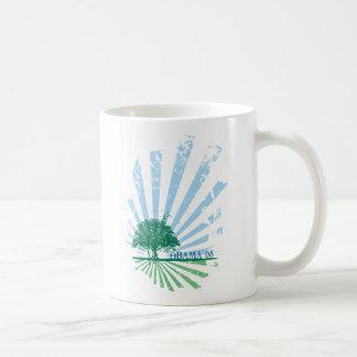 Obama Green Mug