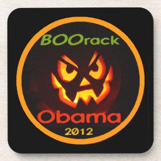 Obama Halloween Beverage Coaster