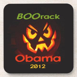 Obama Halloween Beverage Coasters