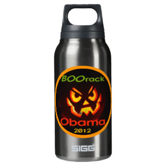 Obama Halloween Insulated Water Bottle