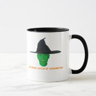 Obama Halloween Mug (Anti Obama)