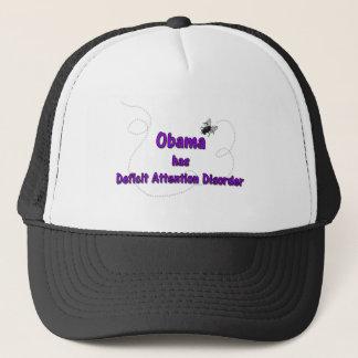 Obama has Deficit Attention Disorder Trucker Hat